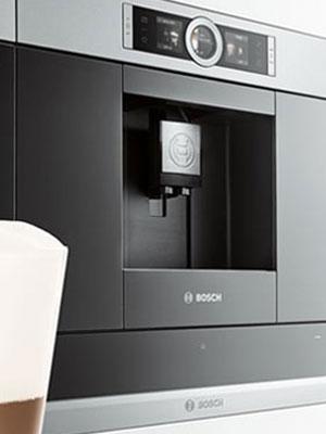 Automat espresso incorporabil
